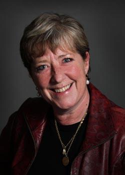 Amanda Robinson – Past President