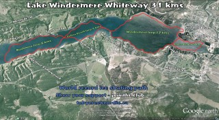 Whiteway Map 2013