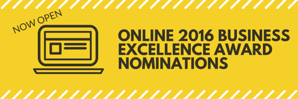 2016 Business Excellence Awards