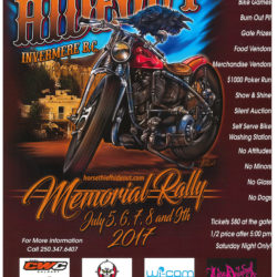 Horsethief Hideout Memorial Rally