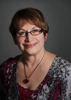 Kathy Tyson, Visitor Information Centre