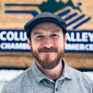 Patrick Carrick, Membership & Events Coordinator