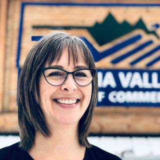 Toni Coward, Administration & Visitor Centre Supervisor