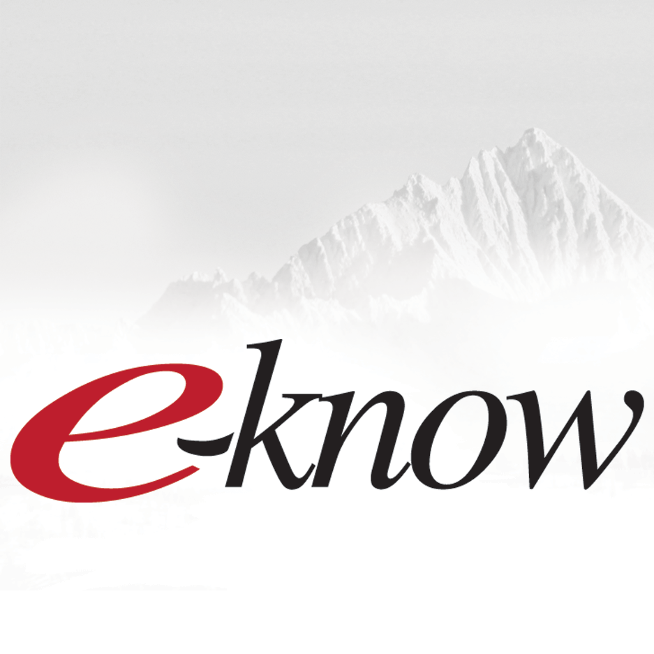 E-KNOW /EAST KOOTENAY NEWS ONLINE WEEKLY