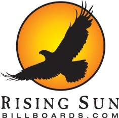 Rising Sun Billboards