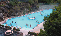 RADIUM HOT SPRINGS POOLS