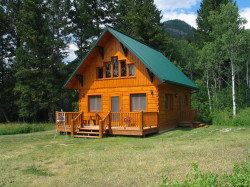 WINDERMERE CREEK BED & BREAKFAST CABINS
