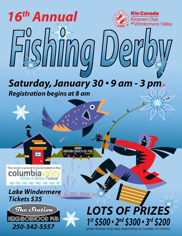 FishingDerby poster 2016