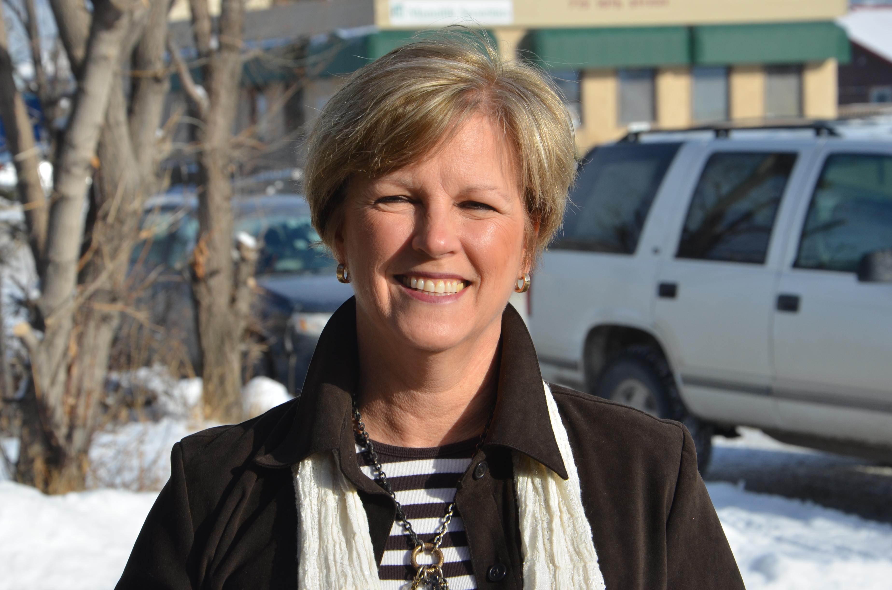 Dee Conklin – 1st Vice-President (2015-2020)