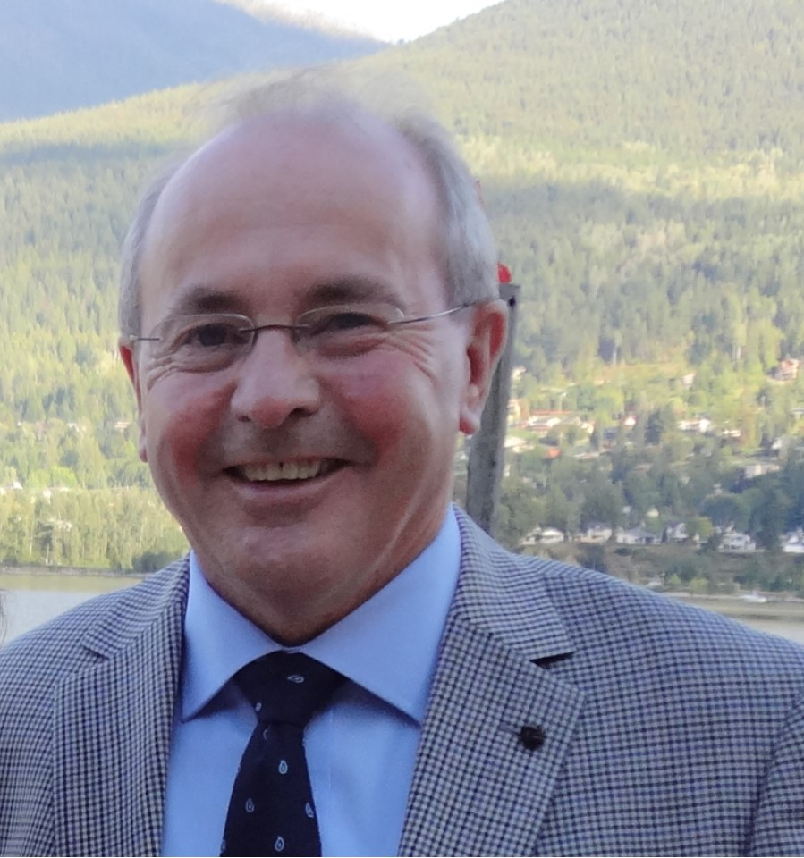 Peter Smith – Past President (2018-2019)
