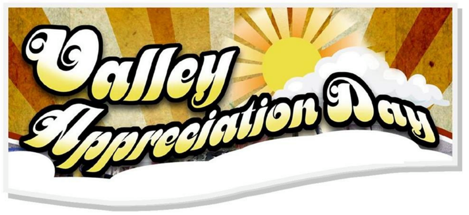 Valley Appreciation Day!