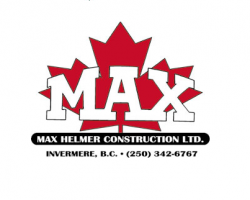 MAX HELMER CONSTRUCTION LTD.