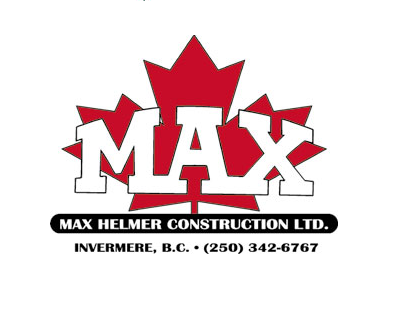 MAX HELMER CONSTRUCTION LTD.