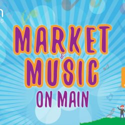 Market and Music on Main
