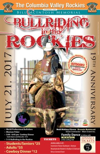 Bull Riding in the Rockies & Family Dance