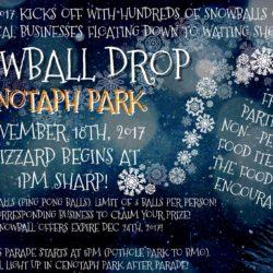 Snowball Drop – Kick Off to Light Up