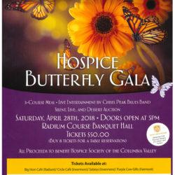Hospice Butterfly Gala