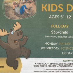 Kids Day Camps at Fairmont Hot Springs Resort