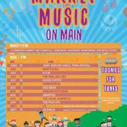 Radium Market & Music on Main