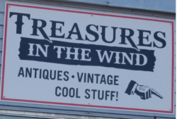 Treasures in the Wind
