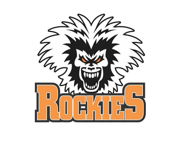 Columbia Valley Rockies Vs Fernie Ghostriders @ Eddie Mountain Memorial Arena (Invermere)
