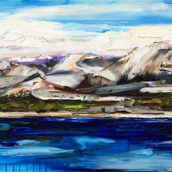 Outside the Lines: Kimberly Kiel