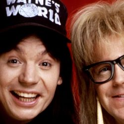 Movies in the Mountains- Wayne's World
