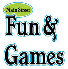 Main Street Fun and Games