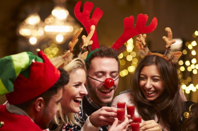 Book the CV Chamber Hall for your Holiday Party